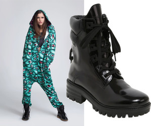 boots, onesie, and kendall jenner image