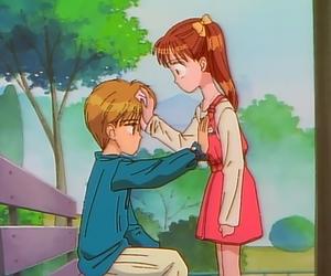 sana kurata, akito hayama, and love image