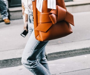 bag, outfit, and fashion image