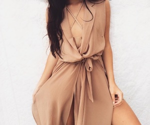 body, clothes, and dress image