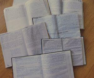 diary, notebook, and pamiętniki image