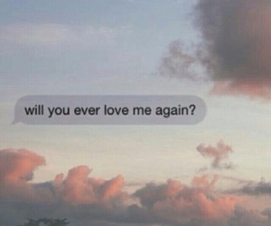 quotes, sad, and sky image