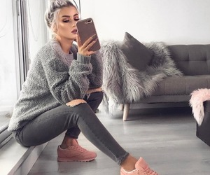 casual, inspiration, and fashion image