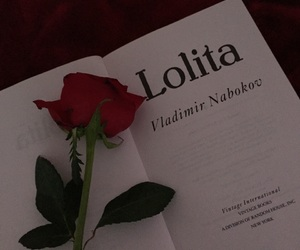 lolita, thetic, and red image
