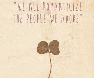 quotes, john green, and adore image
