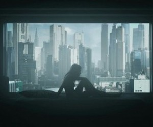 bedroom, ghost in the shell, and girl image