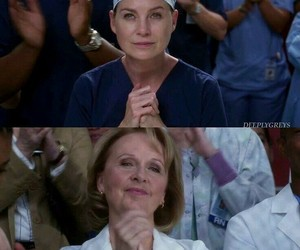 300, ellen pompeo, and greys anatomy image