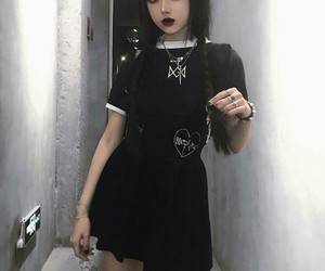asian, kstyle, and girl image
