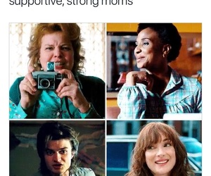 dustin and mom image