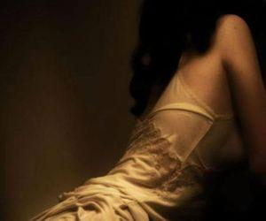 beauty, dark, and fashion image