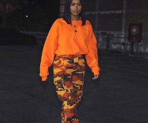 fashion and orange image