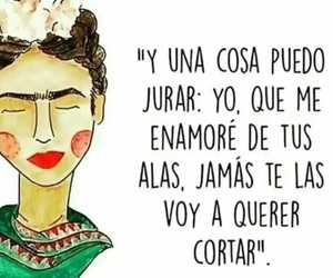 Frida, frases, and frase image