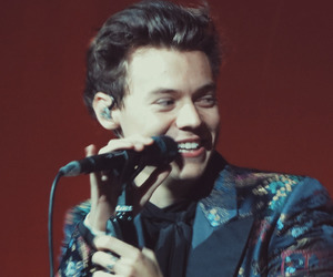 boy, style, and Harry Styles image
