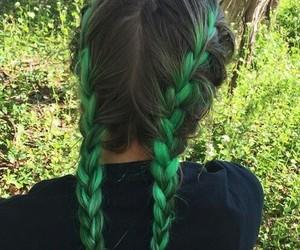 tumblr, green, and grunge image