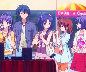 anime, girls, and japan image