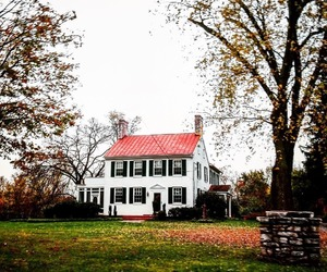 farm house, farmhouse, and country living image