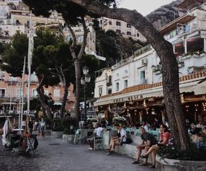 Amalfi coast, italy, and travel image
