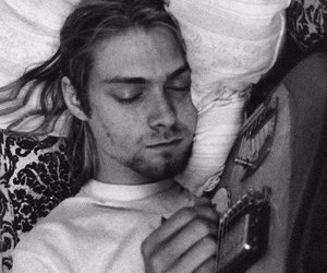 kurt cobain, nirvana, and 90s image