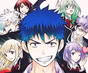 anime, yamada ryu, and odagiri nene image