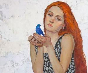 blue bird and bird image