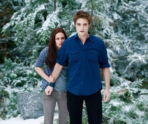 bella swan, couple, and eclipse image