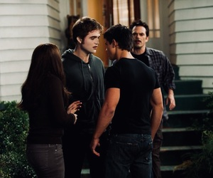 bella swan, eclipse, and edward image