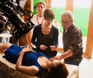behind the scenes, love, and bella swan image