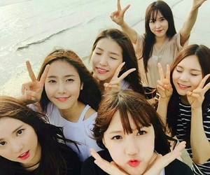 kpop, sisters, and sowon image