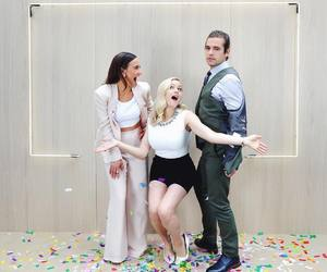 cast, stella maeve, and the magicians image