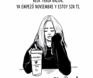 dibujo, draw, and frases image