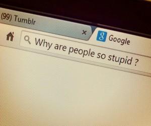 people, stupid, and grunge image