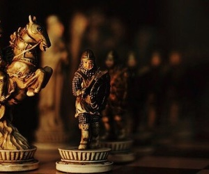 chess, harry potter, and gryffindor image