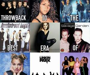 2000s, 90s, and backstreet boys image