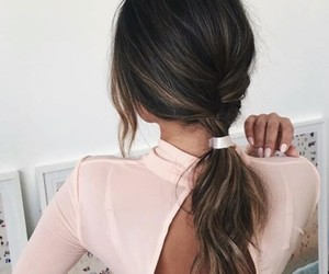 beautiful, hair, and nails image