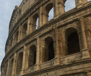 beautiful, colosseum, and rome image
