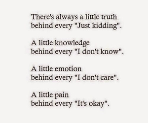 quotes, truth, and emotions image
