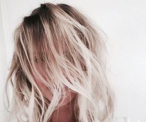 bun, style, and hairbun image