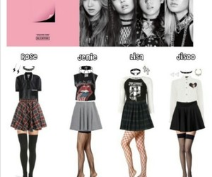 fashion, k-pop, and jennie kim image
