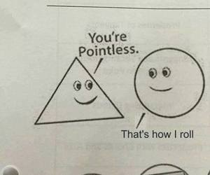 funny, pointless, and roll image