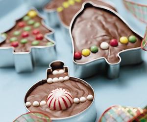 christmas, chocolate, and sweet image