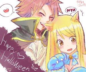 anime, drawing, and Halloween image