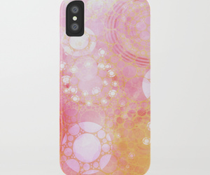 circles, girly, and iphone case image