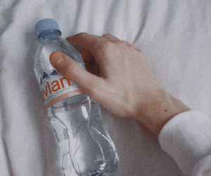 pale, tumblr, and evian image