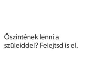 magyar, idézet, and őszinteség image