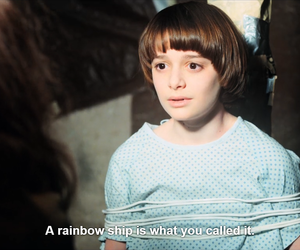 stranger things, cute, and will byers image