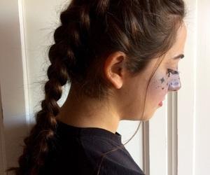 alternative, long hair, and unicorn image
