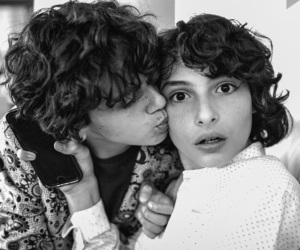 finn wolfhard, it, and finn image
