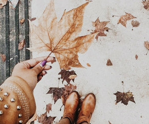 autumn, tumblr, and aesthetic image
