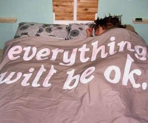 sleep, bed, and grunge image