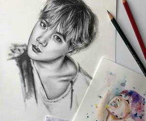 drawing, goals, and painting image